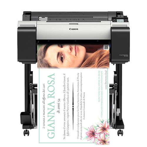 Plotter Canon TM-200