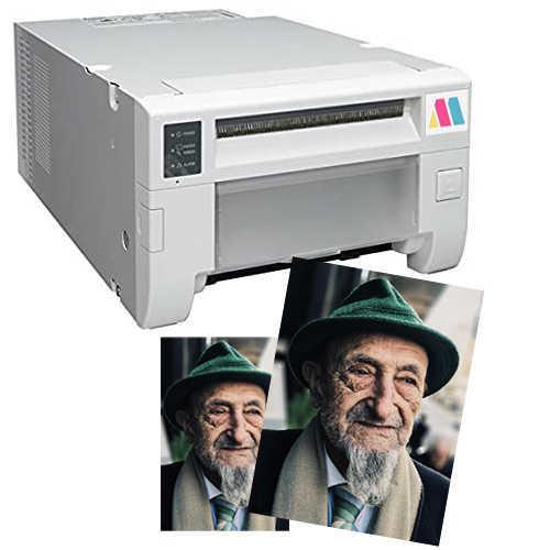 Stampante Fotografica MEM-80