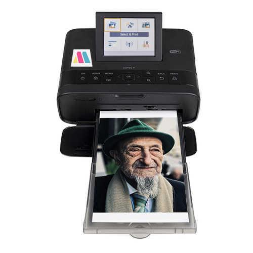Stampante fotografica Wi-Fi MEM-1300